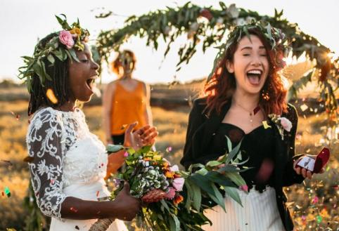 10个经济实惠的婚礼场地创意