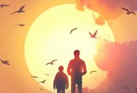 失去父母后如何恢复和寻找力量