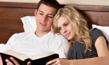 夫妻奉献一个爱情故事